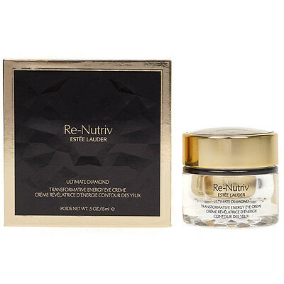 Estee Lauder Re-Nutriv Ultimate Diamond Eye Cream 15Ml Anti Ageing Creme For Her