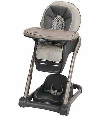 Graco Blossom 4-in-1 High Chair - Coco - Brand New! Free Shipping!
