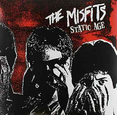 The Misfits-Static Age  VINYL NEW