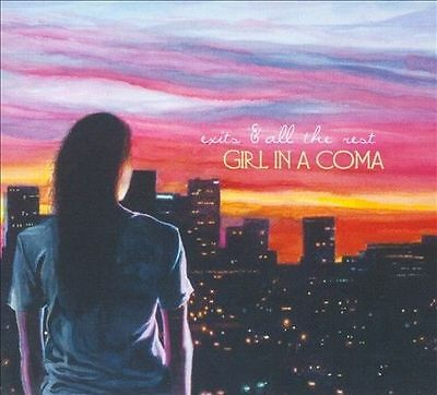 Girl In A Coma-Exits & All The Rest (W/cd)  Vinyl Lp New