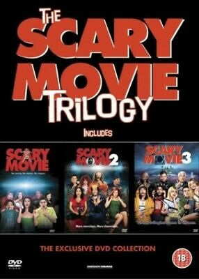 The Scary Movie Trilogy (Box Set) [DVD] - DVD  C4VG The Cheap Fast Free Post