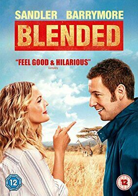 Blended [DVD] [2014] - DVD  30VG The Cheap Fast Free Post