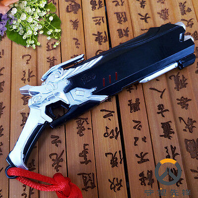 1/3.5  Overwatch Reaper Weapon Guns Pistol Collections Fans Toys OW Weapon