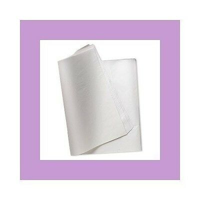 "10 sheets Non Tarnish Tissue Paper 15"" x 20"" White Acid-free pH-neutral ~ anti"