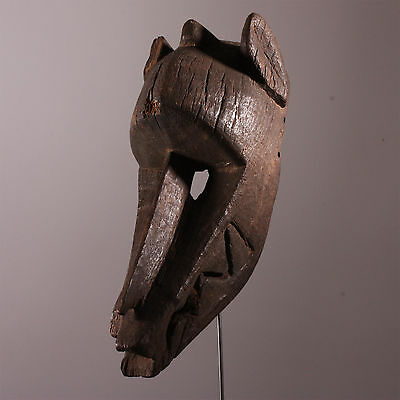 7671 Old Bamana hyena Mask of Kore Top object