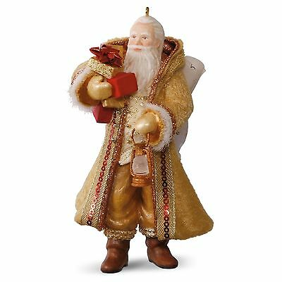 Hallmark 2016 Father Christmas Series Ornament