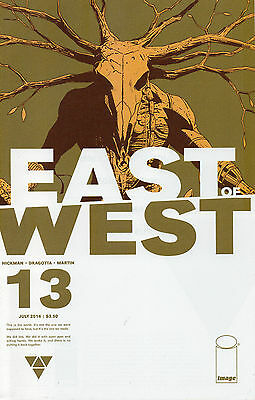 East Of West #13 (NM)`14 Hickman/ Dragotta