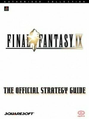 Final Fantasy IX: Official Strategy Guide (Strategies ... by Piggyback Paperback