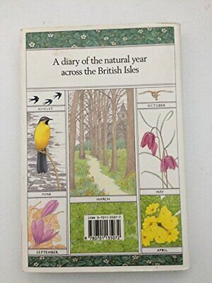 A Nature Journal by Mabey, Richard Hardback Book The Cheap Fast Free Post