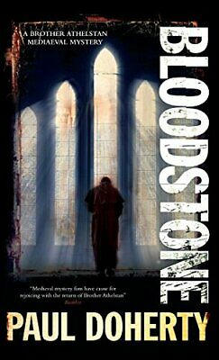Bloodstone (Brother Athelstan Mediaeval Mysteries) by Doherty, Paul Book The