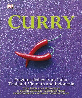 Curry (Dk) by DK Book The Cheap Fast Free Post