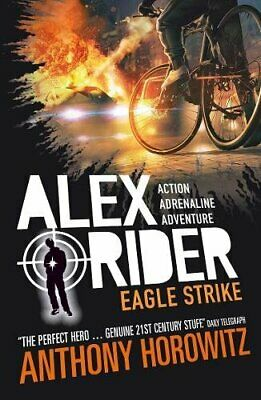 Eagle Strike (Alex Rider) by Horowitz, Anthony Book The Cheap Fast Free Post