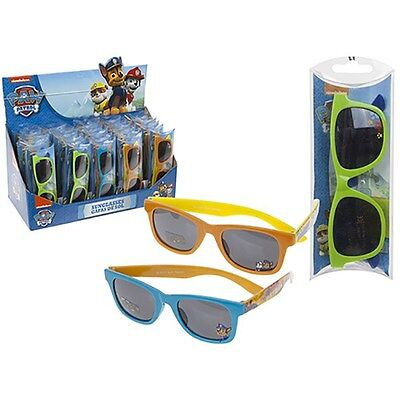 Paw Patrol Sun glasses - 100% UV Protection - 3  Colours - Brand New
