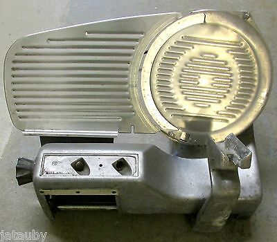 HOBART Heavy Duty Commercial Meat Slicer works used
