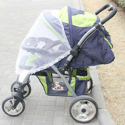 Baby Cart Full Cover Mosquito Net To prevent Mosquito Insect Strollers Bassnets