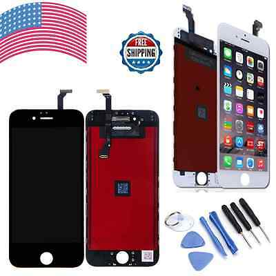 """OEM New Replacement LCD Touch Screen Digitizer Glass Assembly For iPhone 6 4.7"""""""