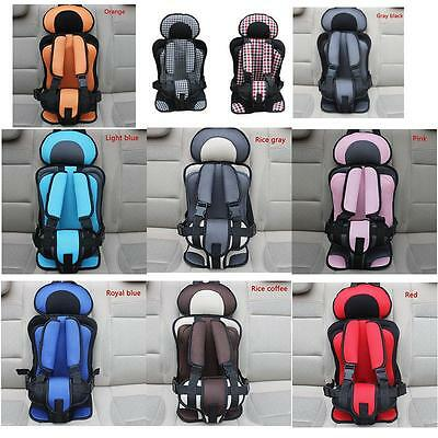 Portable Safety Baby Car Seat Toddler Infant Convertible Booster Chair Cute