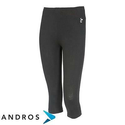 Gimer Leggins 3/4 fitness junior Black Junior