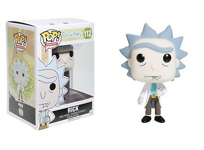 Funko Pop Animation: Rick and Morty - Rick Vinyl Figure Item #9015