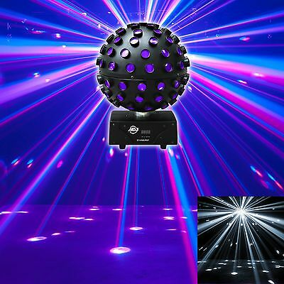 American DJ Starburst LED Sphere Multi Color Shooting Beam DJ Lighting Effect FX