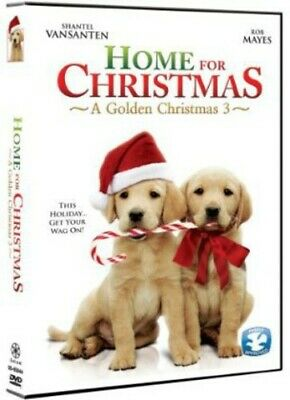 Home for Christmas: Golden Christmas 3 [New DVD] Widescreen