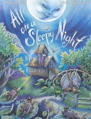 The All on a Sleepy Night by Shutta Crum (English) Hardcover Book Free Shipping!