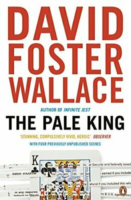 The Pale King by Foster Wallace, David Book The Cheap Fast Free Post