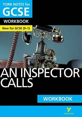 An Inspector Calls: York Notes for GCSE (9-1) Workbook by Green, Mary Book The