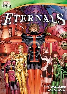 Marvel Knights Eternals [New DVD]
