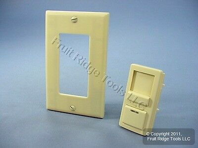 Leviton Ivory Color Change Conversion Kit for Illumatech Dimmer Switch IPKIT-I