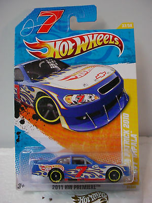 2011 #37 Prem DANICA PATRICK 2010 CHEVY IMPALA∞Blue;mc5; 7∞Premier New Model
