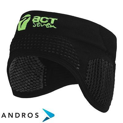 Act Seven Ear Guard Headband Black