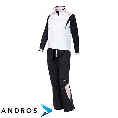 Gimer Tracksuit white/pink woman White Woman
