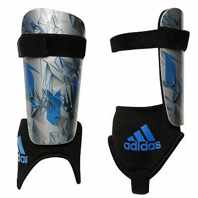 adidas Kids Messi Shin Guards Youth Training Sports Protection Accessories