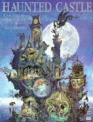 Haunted Castle by Hartas, Leo Hardback Book The Cheap Fast Free Post