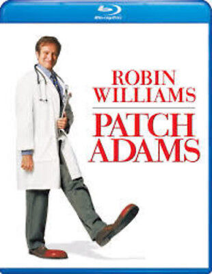 Patch Adams [New Blu-ray] Snap Case