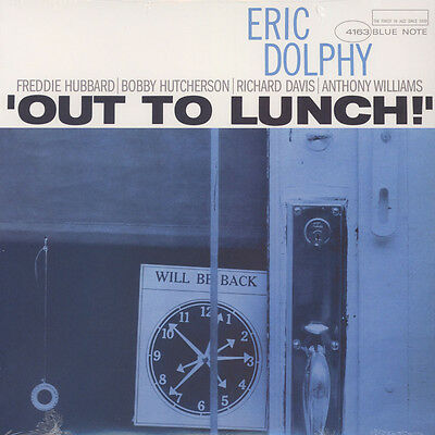 Eric Dolphy - Out To Lunch (Vinyl LP - 2008 - US - Reissue)