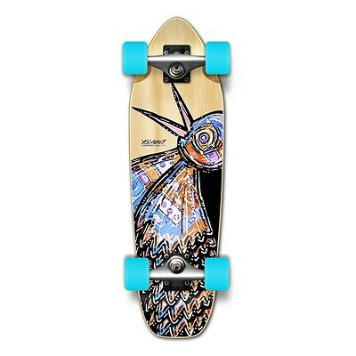Yocaher Complete The Bird Series Mini Cruiser Natural