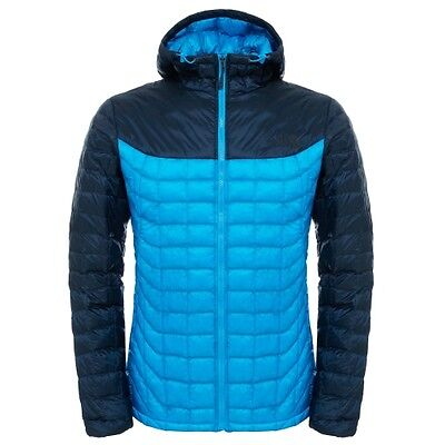 The North Face M Thermoball Hoodie blue aster-urban navy Herrenjacke Jacke