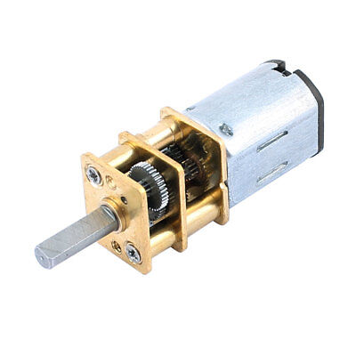 DC 3V 7.5RPM 1:1000 Speed Ratio DC Gear Box Motor 12FN20 for Electric Toothbrush