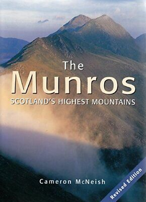 The Munros: Scotland's Highest Mountains: 2014 by Cameron McNeish Hardback Book