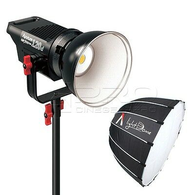 Aputure Light Storm COB 120d 6000K CRI 97+Daylight LED Lighting W/ LightDome UK