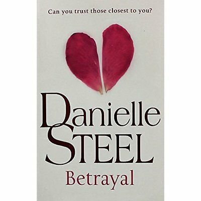 Betrayal by Steele, Danielle Book The Cheap Fast Free Post