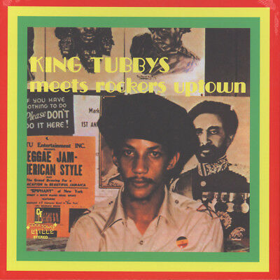 "Augustus Pablo - King Tubby meets Rockers Up (Vinyl 3x10"" - 2014 - US - Reissue)"