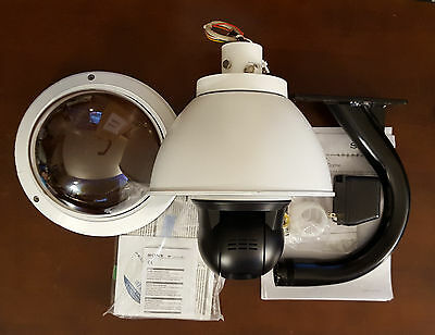 Complete outdoor  1080P 240x PTZ network security camera Sony UNIONEP580C2