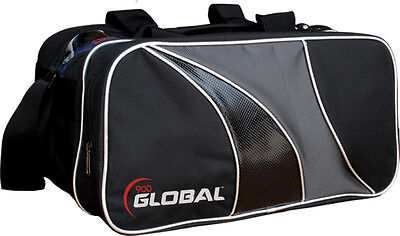 Bowling Bag 900 Global Double Tote bag Deluxe for Ball, bag and Shoes