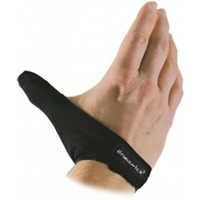Brunswick ick Thumb Saver the scützt Thumbs against Friction and Blistering