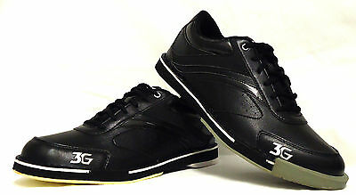 Men's Pro Bowling shoes 3G Classic Pro All Sizes with Change sole