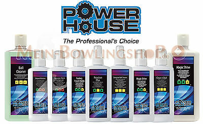 PowerHouse Bowling Ball Care Cleaner and Polish and also many more Products