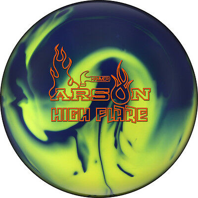 Bowling Ball Hammer Arson High-Flare Solid Reactive / Reactive